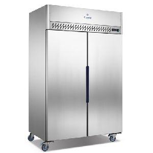 Double Door Fancooling Upright Freezer