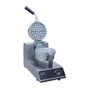 Electric 1-Head Rotary Waffle Baker