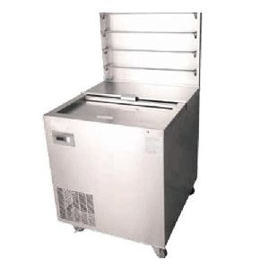 Fries Refrigerator With Rack