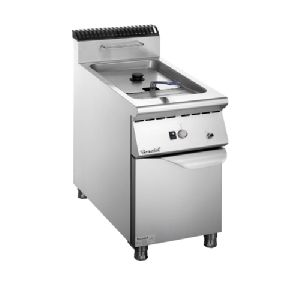 Gas 1-Tank Fryer With Cabinet