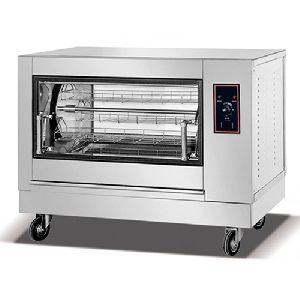 Rotary Electric Chicken Oven