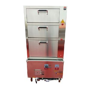 Three Seafood Steaming Cabinet