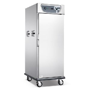 Upright Heated Holding Cabinet With 1 Door