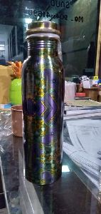 Printed Stainless Steel Bottle