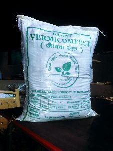 Vermicompost / Organic Fertilizer