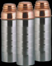 Cherry Steel Copper Bottle