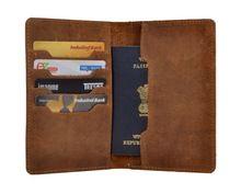 Passport Holder Money Wallets