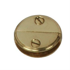 Brass Glass Bracket