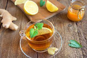 Instant Lemon Masala Tea