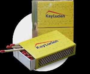Cardboard Safety Matches