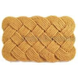 Banana Fiber Handicraft Floor Mats
