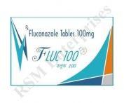 100mg Fluconazole Tablets