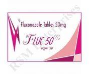 50mg Fluconazole Tablets