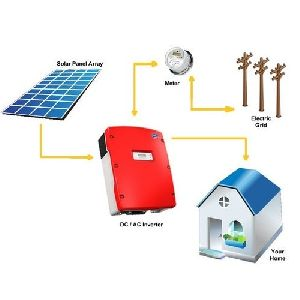 On-grid Solar Project Services