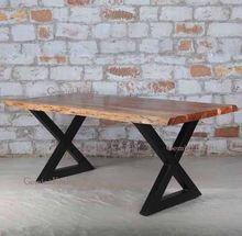 Edge X Frame Dinning Table