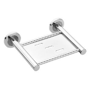 Stainless Steel Single Soap Dish