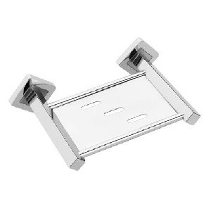 Stainless Steel Deluxe Soap Dish