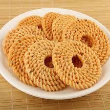 Spicy Murukku
