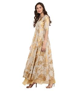 Ladies Trendy Anarkali Kurti