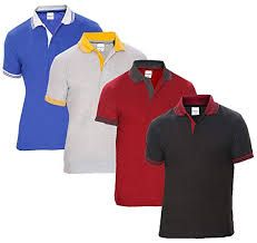 Men Multicolor  Polo T Shirt