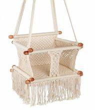 Macrame Baby Swing Baby Crib