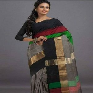 Party Wear Designer Pure Silk Saree