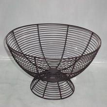 Iron Wire Bread Basket