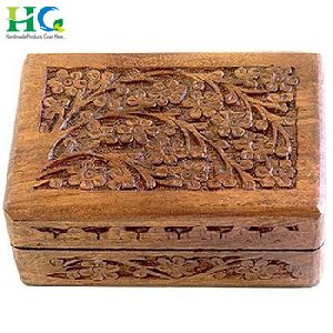 Wooden Gift Box/wooden Jewellery Box