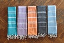 Top Quality Yarn Dyed Fouta Towels