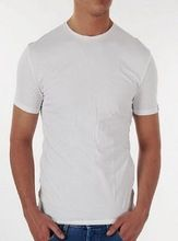 120 Gsm Men White T-shirts