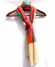 Pashmina Handwoven Multi Color Winter Stole Shawl