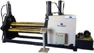 Semi Automatic Plate Rolling Machine