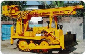 Crawler Mounted Dth Water Well Drilling Rig