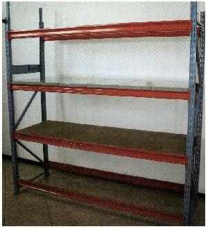 Medium Duty Long Span Shelving System