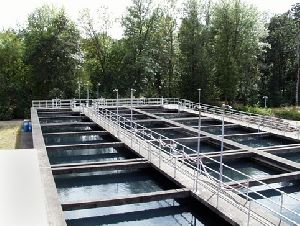 River Water Purification Plant