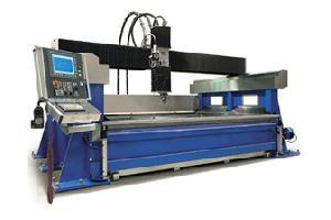 Cnc Abrasive Water Jet Cutting Machines