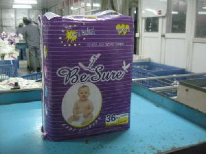 Be Sure Large Baby Diaper