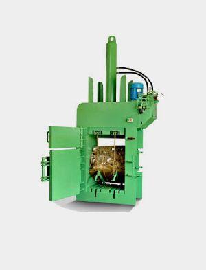 Compact Baling Machine