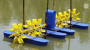 6 Paddle Wheel Aerator