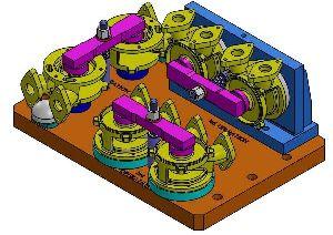 VMC Mechanical Fixtures