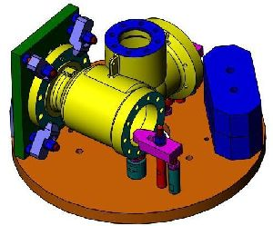 VTL-L Bracket Mechanical Fixtures