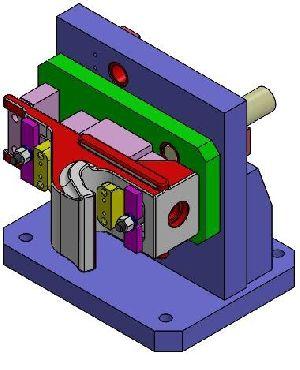 Manual Indexing Mechanical Fixtures
