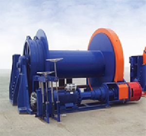 WINCHES AND MOORING SYSTEMS