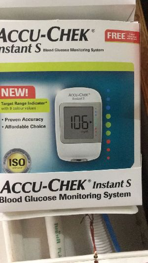 Accu-chek Blood Glucose Monitoring System