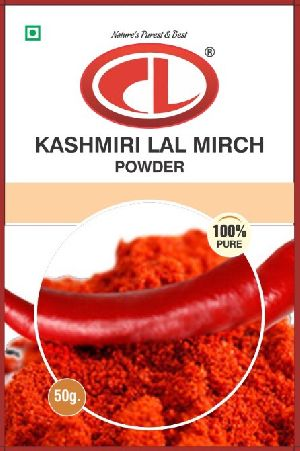 Kashmiri Lal Mirch Powder