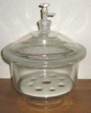 Lid Vacuum Desiccator Pan