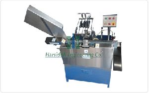 Onion Skin Tube Filling Machine