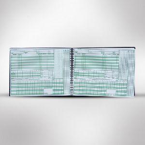 Sports Inning Score Book