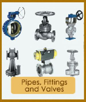 Pipes,fitting And Valves