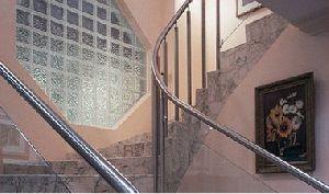 acrylic staircase